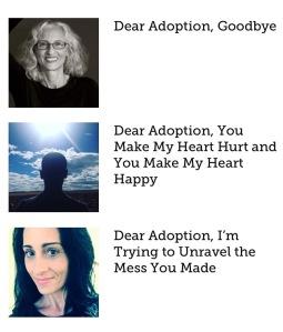 Do you have adoptee radar?